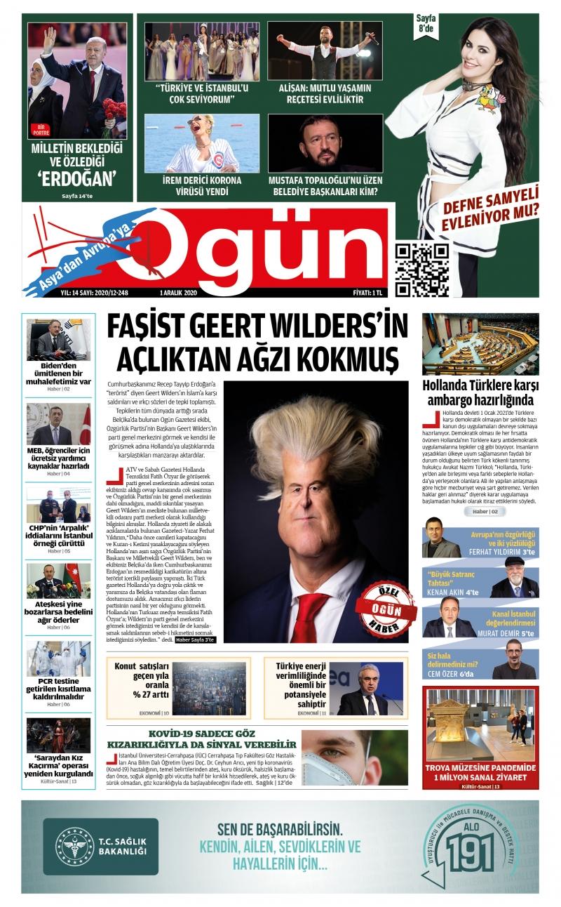 OGÜN E-Gazete - Aralık 2020