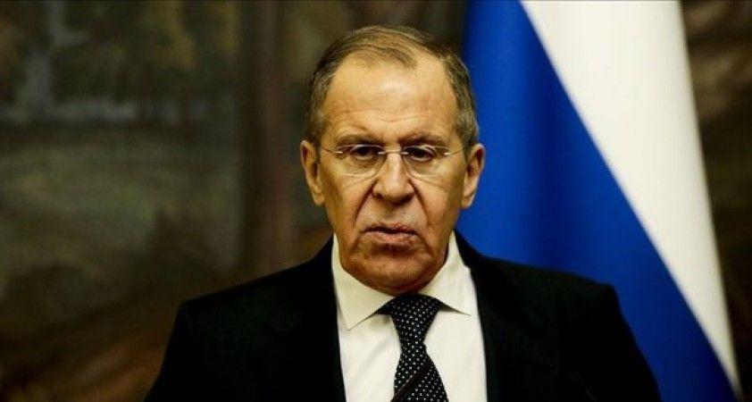Lavrov ile BM'nin Libya Özel Temsilcisi ülkedeki petrol durumunu görüştü