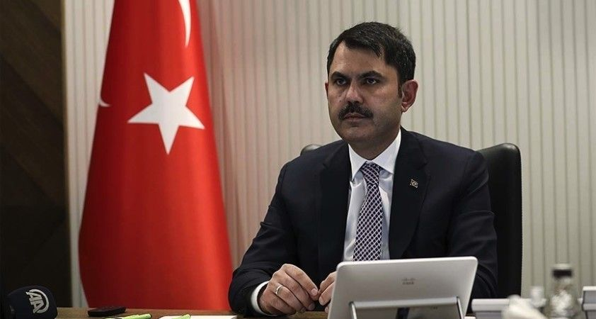 Bakan Kurum: Amacımız Elazığ'da, Malatya'da, İzmir'de vatandaşlarımızın yarasını bir an önce sarmak