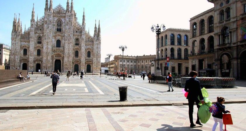İtalya'da son 24 saatte 481 can kaybı