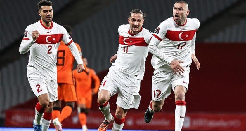 A Milli Futbol Takımı Stefan Kuntz ile ilk maçında Norveç karşısında