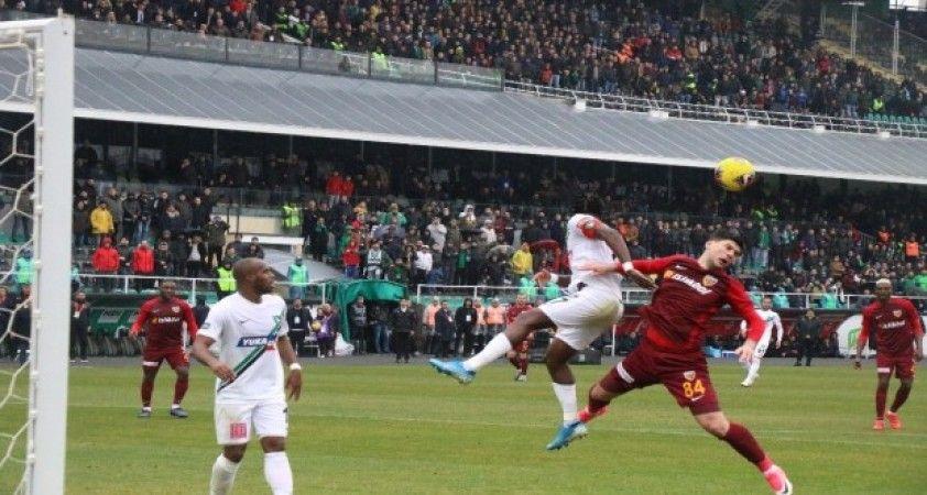 Süper Lig: Denizlispor: 0 - Kayserispor: 0 (İlk Yarı)