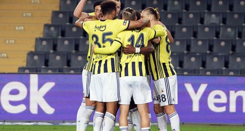 Fenerbahçe 3 golle kazandı