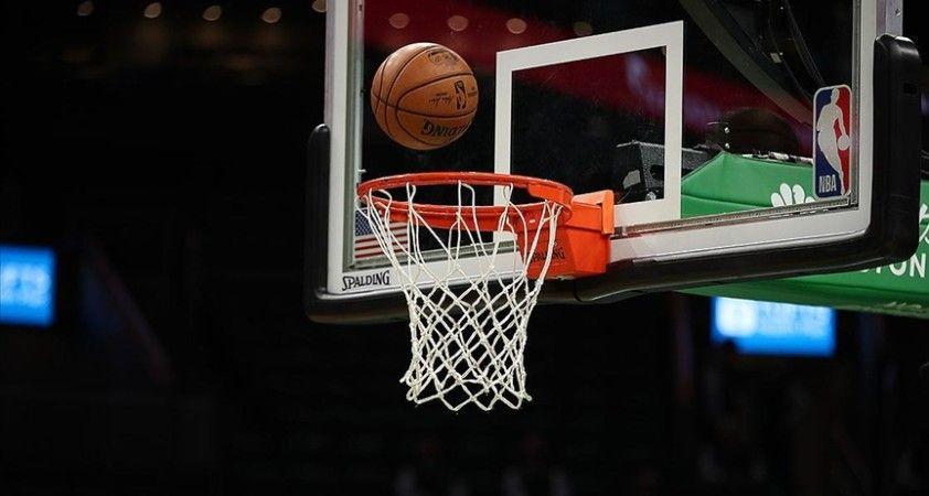 NBA'de rakibini 39 sayı farkla mağlup eden Brooklyn Nets, seride 2-0 öne geçti