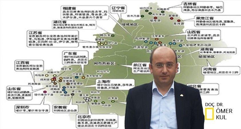 Xin-Jiang Üretim ve İnşaat Kolordusu (BİNGTUAN/兵团)
