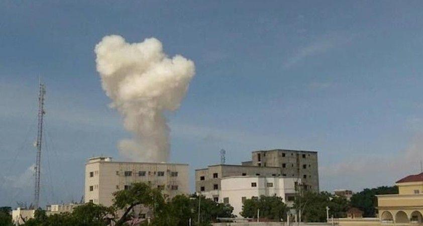 Somali'de askeri eğitim kampına saldırı: 15 ölü