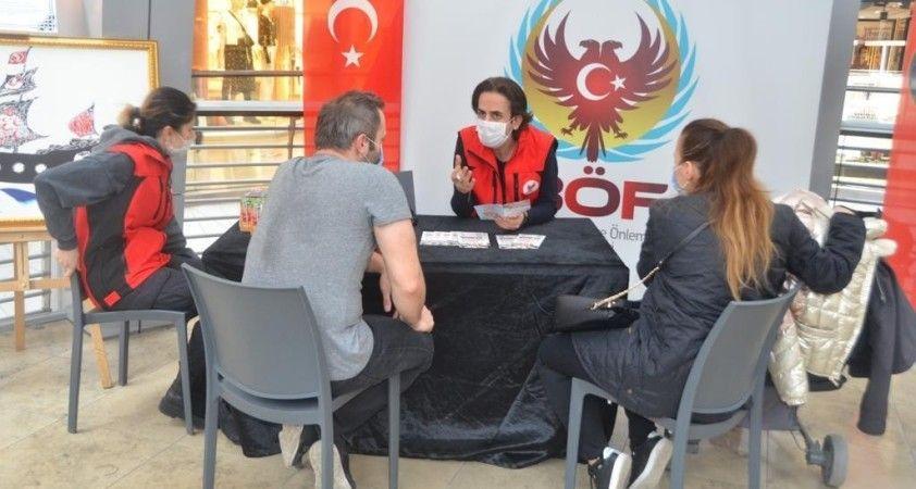 İstanbul Terörle Mücadele Şubesi, terör örgütlerine karşı vatandaşları bilgilendiriyor