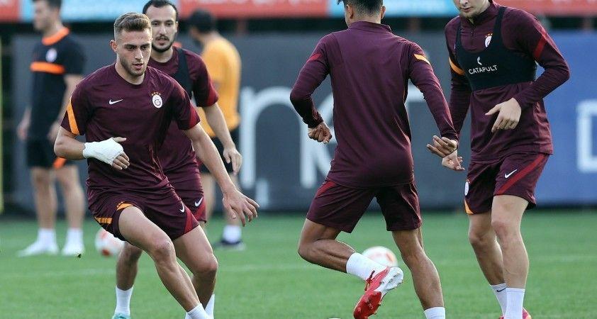 Galatasaray, Lazio maçı hazırlıklarını tamamladı