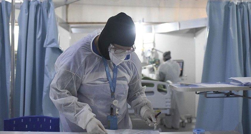 Dünya genelinde tedavisi süren Kovid-19 hastası sayısı 23 milyonu aştı
