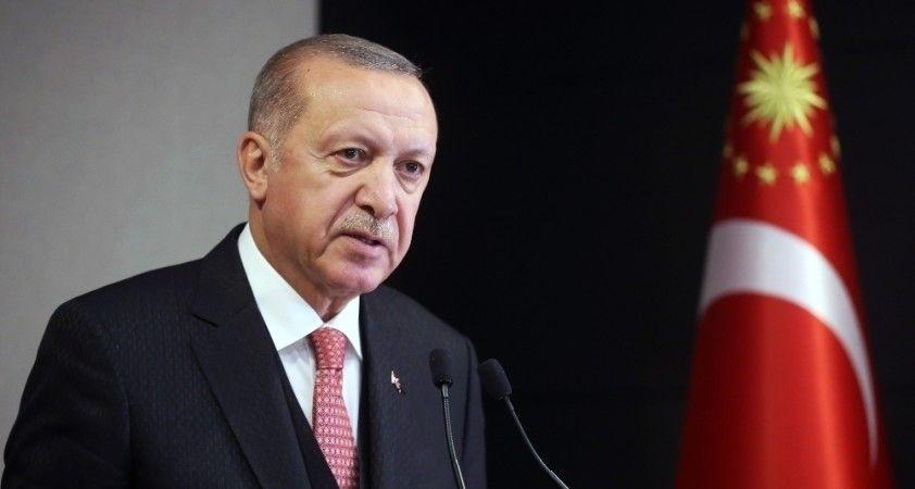 Cumhurbaşkanı Erdoğan, Japonya Başbakanı Abe ile telefonda görüştü