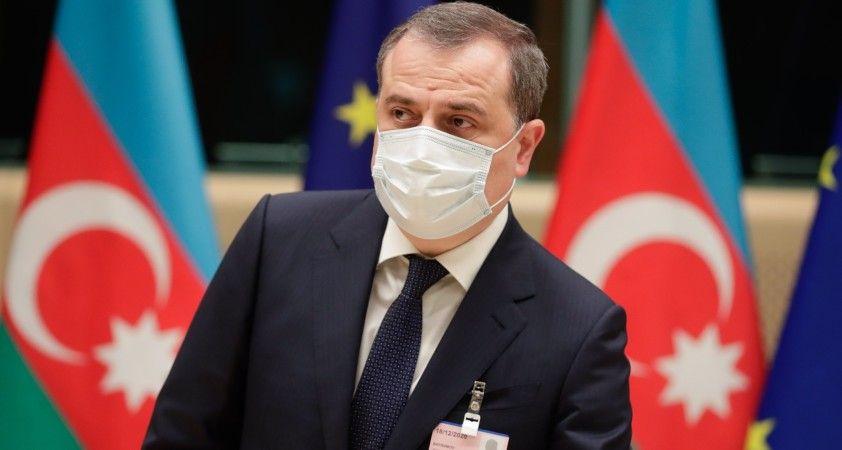 Azerbaycan Dışişleri Bakanı Bayramov: