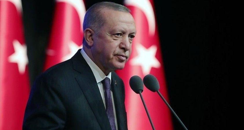 Cumhurbaşkanı Erdoğan: Yunanistan'dan hak ve menfaatlerimize saygı göstermesini bekliyoruz