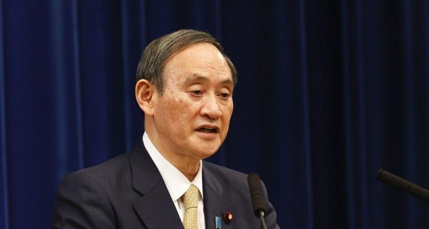 Japonya Başbakanı Suga, sağlık sistemini denetleyemediklerini kabul etti
