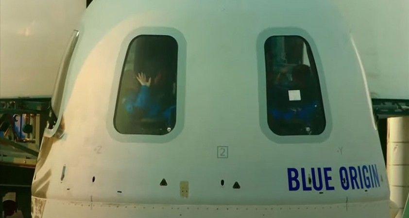 ABD'li milyarder Jeff Bezos'un şirketi Blue Origin, NASA'ya dava açtı