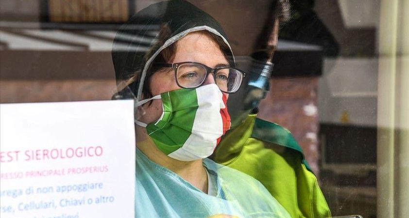 İtalya Kovid-19 salgınında 4 bin 619 yeni vaka açıkladı