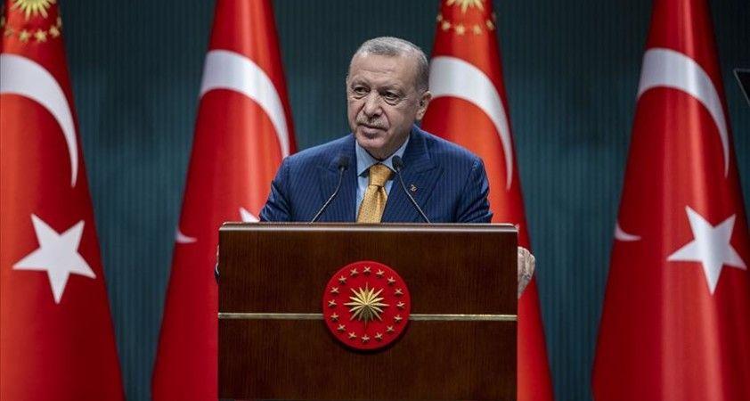 Cumhurbaşkanı Erdoğan: Çanakkale Ruhu'nu yaşatmaya, ülkemizi yarınlara çok daha güçlü şekilde taşımaya devam edeceğiz