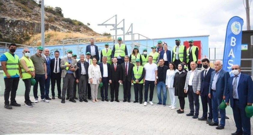 TBMM Müsilaj Komisyonu Marmara Adası'nda