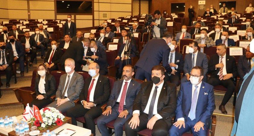 """KKTC Cumhurbaşkanı Tatar: """"Bir 50 yıl daha kaybedecek vaktimiz yok"""""""
