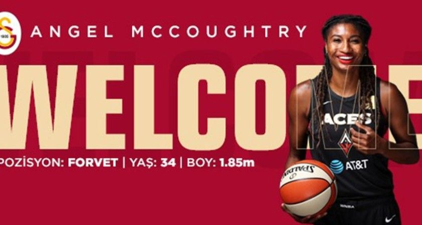 Angel McCoughtry, Galatasaray'da