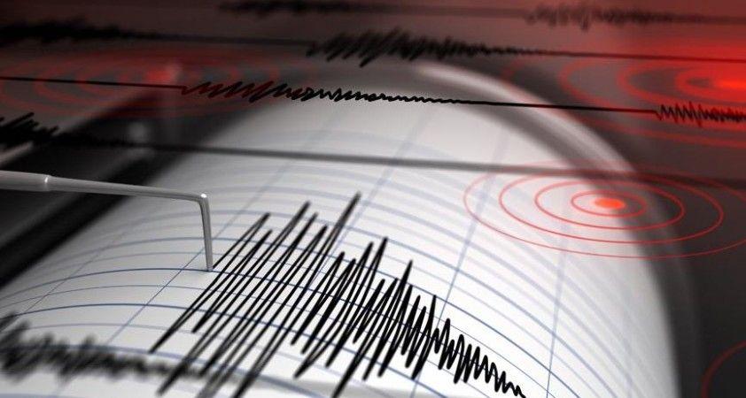 Keşmir'de 5.1 büyüklüğünde deprem
