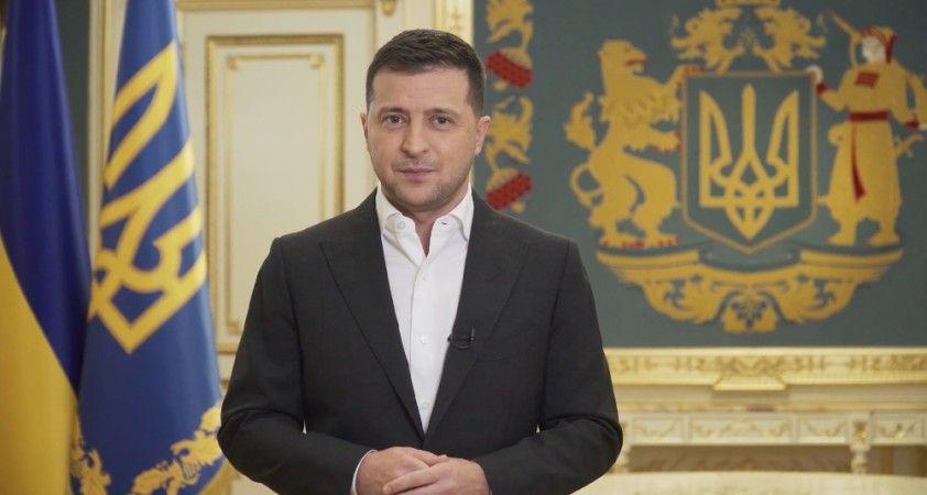 Ukrayna Devlet Başkanı Zelenskiy'nin ikinci korona testi de pozitif çıktı