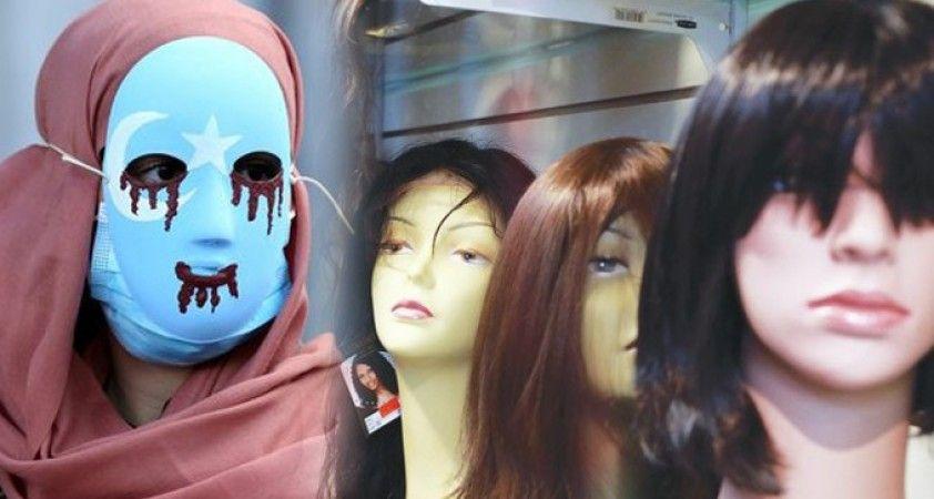 ABD: Piyasadaki peruklar Uygurlu Türklere ait'