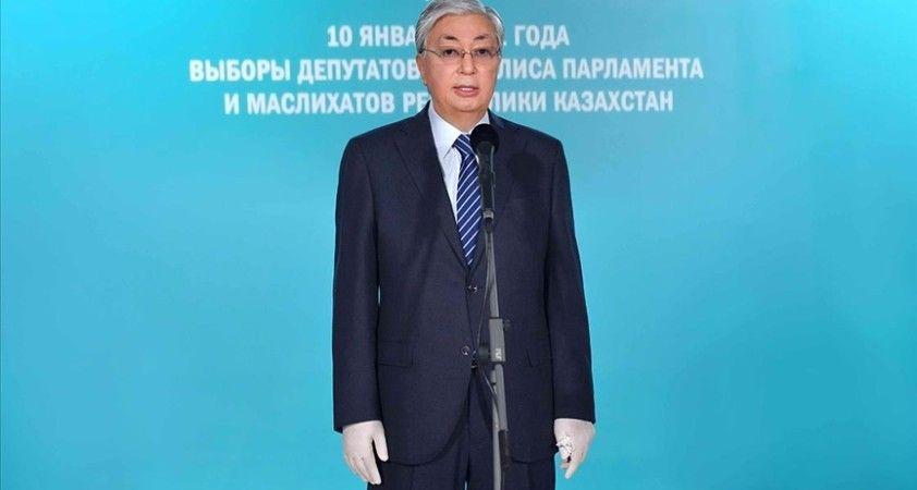 Kazakistan Cumhurbaşkanı Tokayev: Bu seçim, ülkede demokrasinin gelişmesindeki temel adımlardan biri olacak