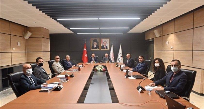Karacadağ'ın küresel jeoparklar ağına dahil edilmesi için UNESCO'ya müracaat yapıldı