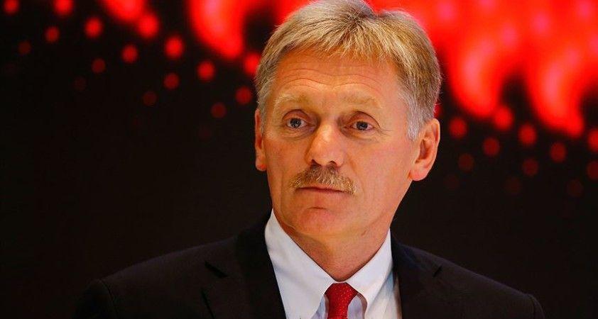 Kremlin Sözcüsü Peskov: 'Putin kendisini iyi hissediyor'