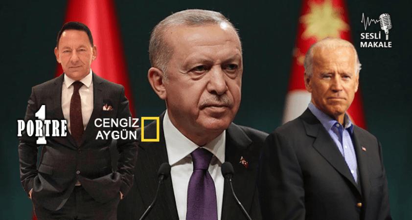 Biden'ın soykırım açıklaması ve Erdoğan'ın aklıselim yaklaşımı…