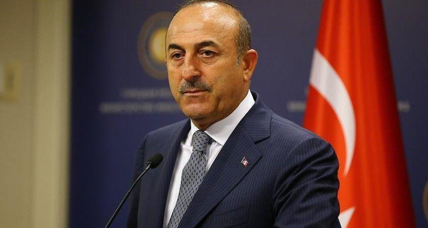 Bakan Çavuşoğlu, BM Suriye Özel Temsilcisi Pedersen ile görüştü