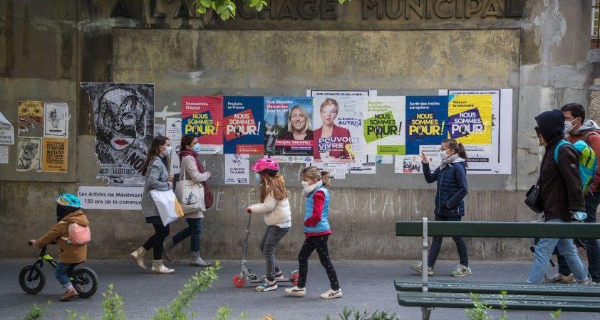 Fransa'da son 24 saatte 31 bin 539 yeni vaka