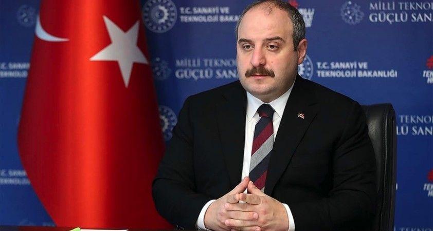 Sanayi ve Teknoloji Bakanı Varank: 'Biz başkaları gibi milletimize belediye otobüsü ittirmeyi reva göremeyiz'