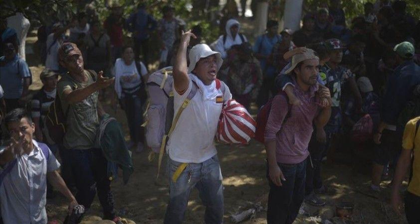 ABD-Meksika sınırındaki göçmen kampında ilk Kovid-19 vakası görüldü