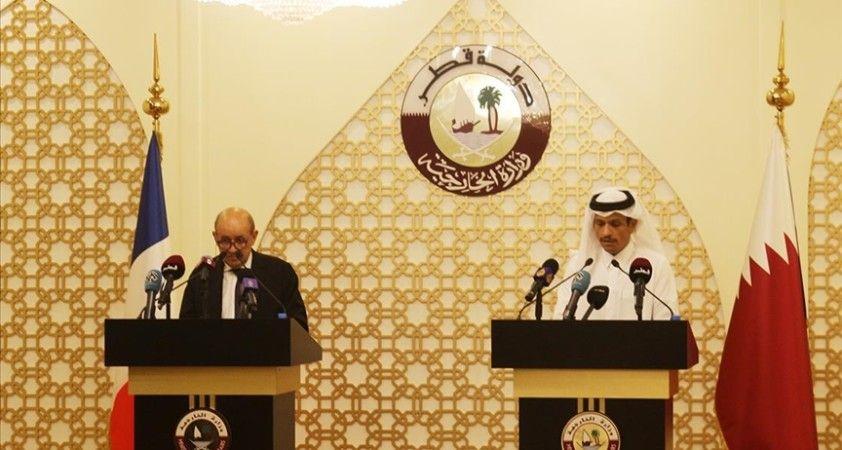 Katar Dışişleri Bakanı Al Sani: Doha Afganistan'da ulusal uzlaşının sağlanması için her türlü desteğe hazır