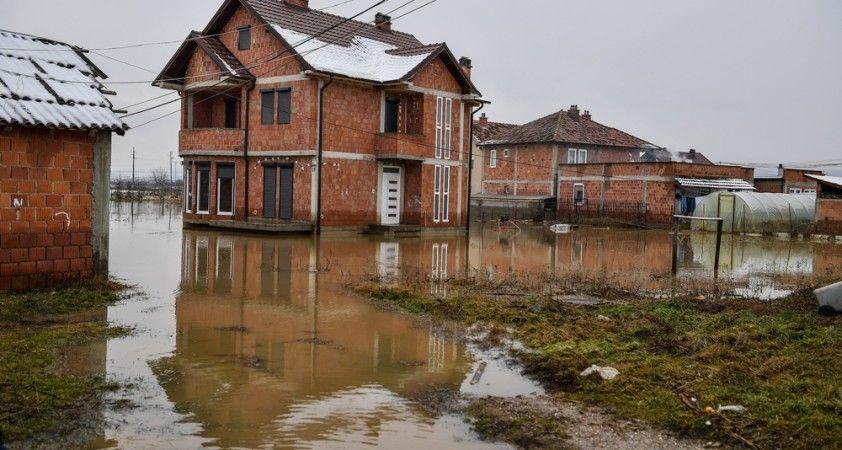 Kosova'da son 40 yılın en büyük seli