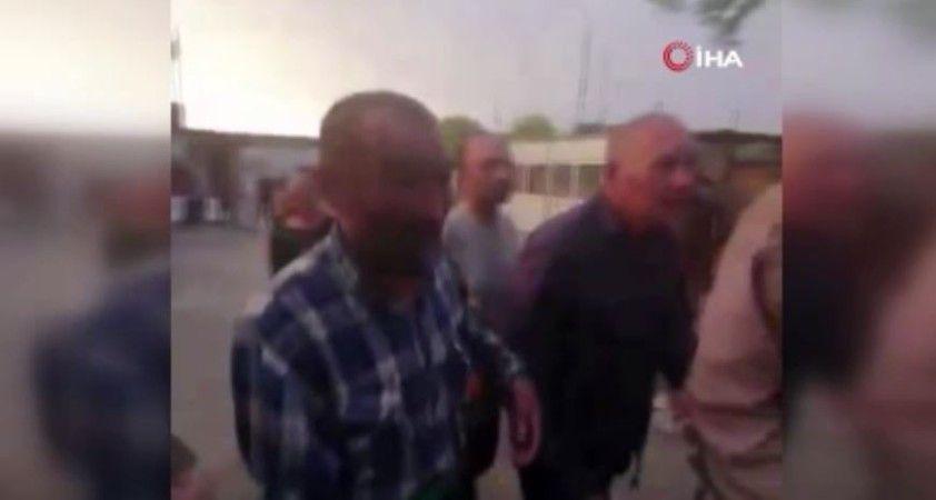 Tacikistan rehin aldığı 10 Kırgızistan vatandaşını serbest bıraktı