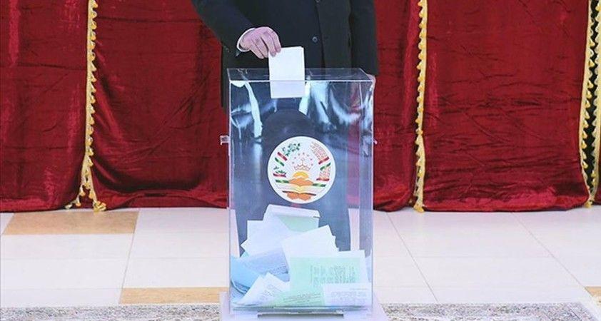 Tacikistan'da yarın cumhurbaşkanı seçimi için sandık başına gidilecek