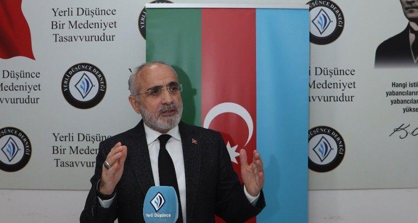 """Cumhurbaşkanı Başdanışmanı Topçu: """"Azerbaycan büyük bir insani zafer kazandı"""""""