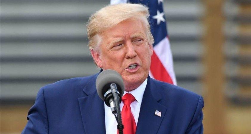 Trump başkanlık kampanyasına mal varlığından 100 milyon dolar aktarabilir