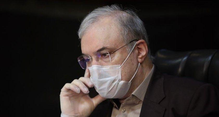 İran Sağlık Bakan Yardımcısı Melekzade, Bakan Said Nemeki'yi suçlayarak istifa etti