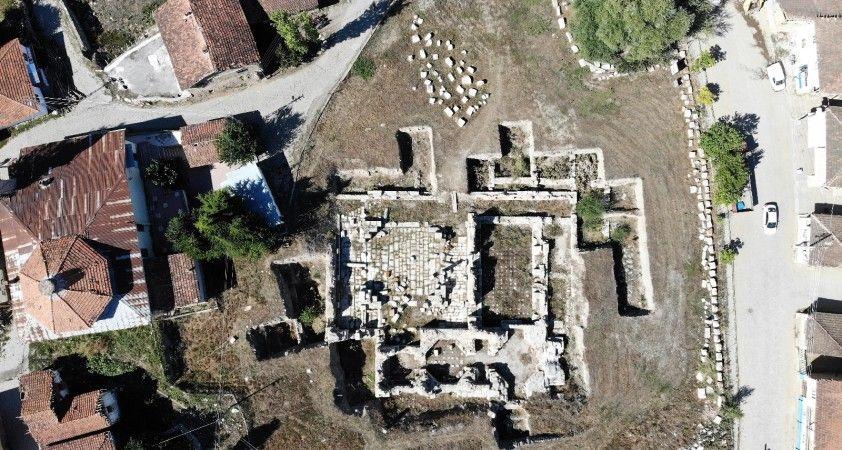 3 bin yıllık antik kent keşfedilmeyi bekliyor