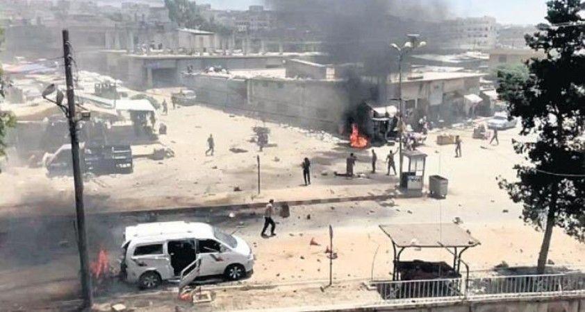 Afrin'de topçu saldırısı: 1 SMO askeri öldü, 1 yaralı