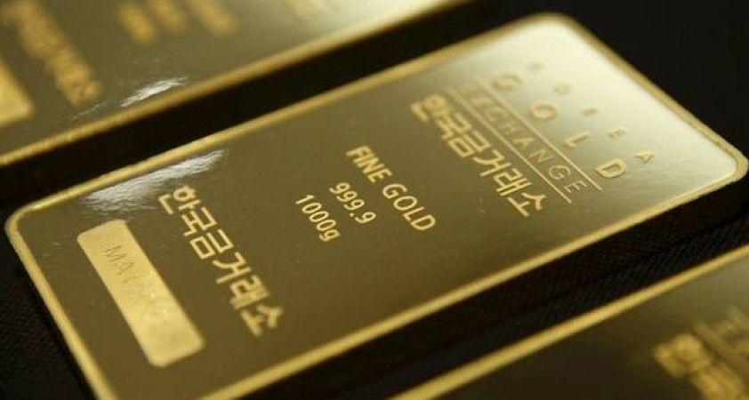 Altın 4 yılın en büyük çeyrek dönem kazancına yöneldi