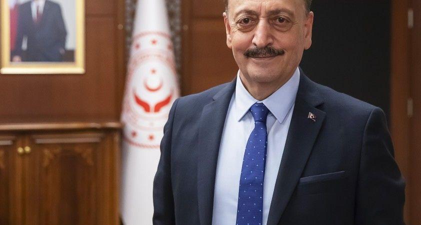 """Bakan Bilgin: """"Sene sonunda Türkiye yüzde 10 civarında büyüyecektir"""""""