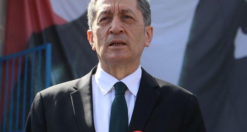 """Milli Eğitim Bakanı Selçuk: """"Okullar 2 Temmuz'a kadar açık olacak"""