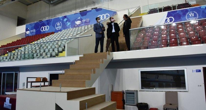 2020 Avrupa Artistik Cimnastik Şampiyonası Mersin'de yapılacak