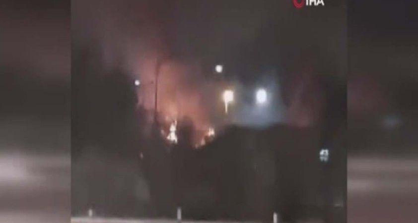 Tahran'daki patlamada 1 kişi yaralandı