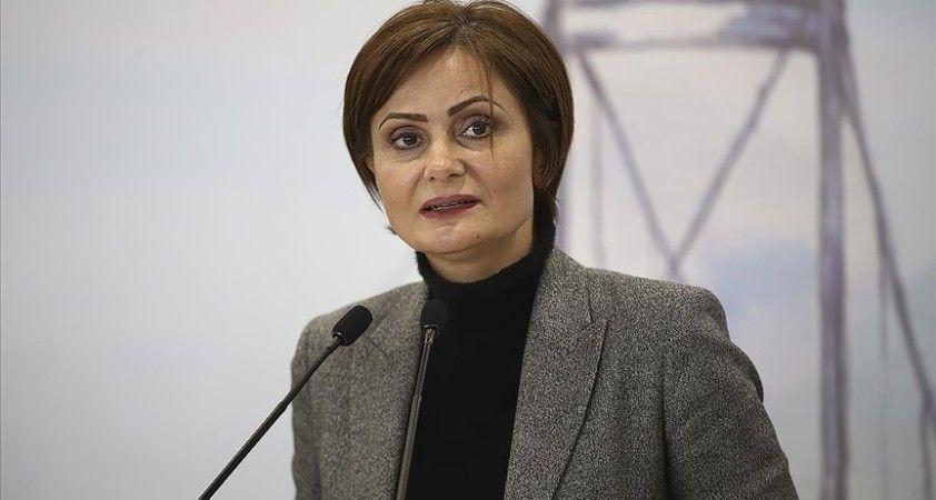 CHP İstanbul İl Başkanı Kaftancıoğlu, Cumhurbaşkanı Erdoğan'a 56 bin lira tazminat ödeyecek
