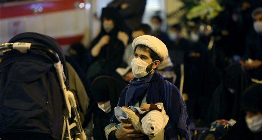 İran'da son 24 saatte 344 kişi Kovid-19'dan hayatını kaybetti